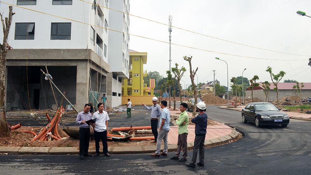 Gỡ vướng, đẩy nhanh tiến độ các dự án khu đô thị